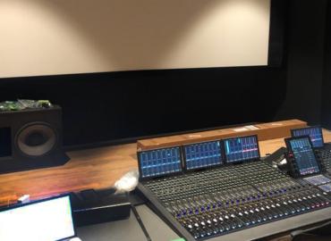 Instalación de cuatro salas de mezclas y edición de sonido en Picnic Sound