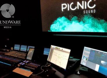 SOUNDWARE MEDIA INTEGRA LAS DISTINTAS SALAS DE PICNIC SOUND CON CERTIFICACION DOLBY ATMOS